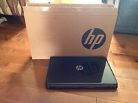 HP laptop with 2 year warranty