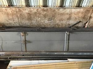 Overhead door 16' x 14'