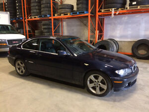 2004 BMW 3-Series CI Coupe (2 door)