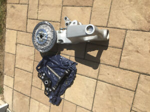 Swing arm NEUF pour Goldwing 1800