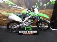 Kawasaki KX250F Motocross bike Must see