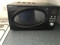 Next microwave need gone ASAP. Perfect working order