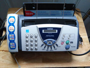 Brother Fax Machine For Sale