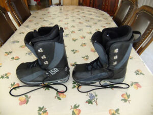 Snowboarding Boots - 5150  Excellent Condition
