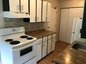 East - Renovated 2 bedroom - April 1