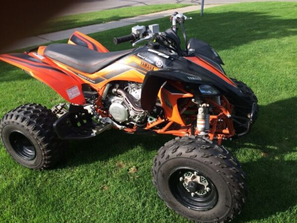 Used 2008 Yamaha yfz 450 special edition