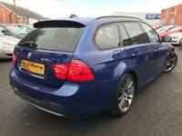 2012 BMW 3 Series 2.0 318d Sport Plus Touring 5dr Diesel Manual (120 g/km,