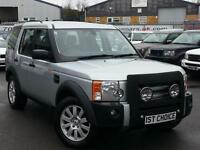 2006 LAND ROVER DISCOVERY 3 TDV6 SE JUST 53000 MILES WITH 6 MAIN DEALER SERVI