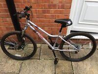 Girls Apollo Krypt 24 inch Mountain Bike