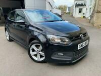 2013 Volkswagen Polo 1.2 R-LINE STYLE 5d 69 BHP Hatchback Petrol Manual