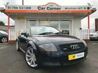 2002 Audi TT QUATTRO 225 used cars Rochdale, Greater Manchester Convertible Petr