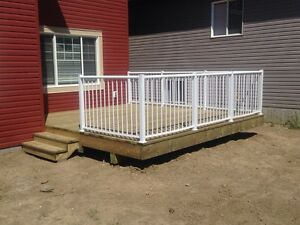 D.O.C.  Fences and Decks- taking spring bookings Edmonton Edmonton Area image 3