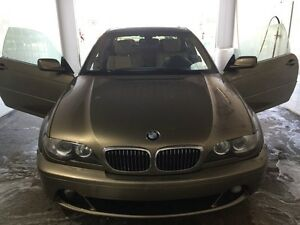 BMW 325CI 2005 Coupe. *SAFETIED & E-TESTED* Ad updated.