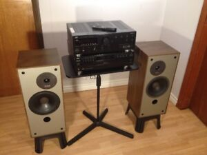 JVC and Energy Home Stereo