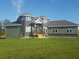 Prince albert area house and 10 acres for sale