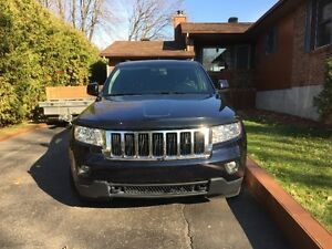 2011 Jeep Grand Cherokee Laredo 4X4 SUV Impeccable West Island Greater Montréal image 3
