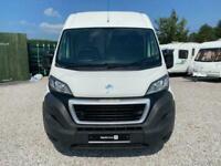 Peugeot BOXER Van Conversion / 2 Berth - Rear Lounge Motorhome