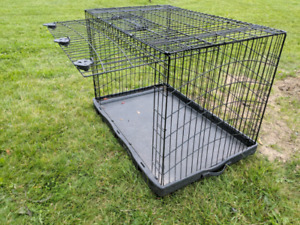 XL Steel Dog Crate