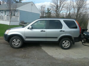 2004 Honda CR-V at 300,000 km for $4,500 o.b.o.