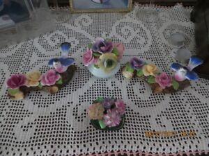 Thorley & Coal Port Bone China ornaments