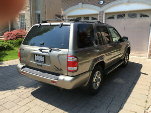 2004 Nissan Pathfinder CHILKOOT SUV, Crossover