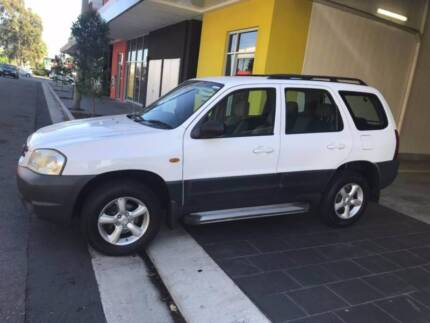 2004 MAZDA TRIBUTE SUV WAGON 4WD  Long Rego, Automatic