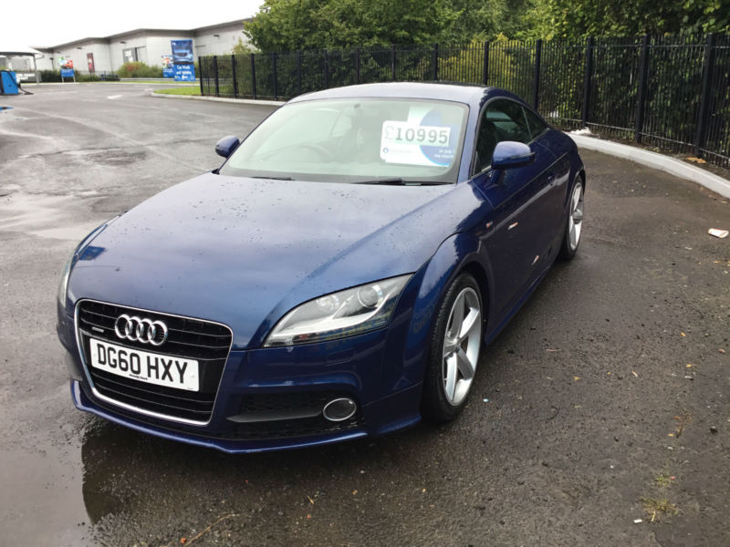 audi tt coupe 2 0tdi quattro 2011my s line diesel in dundee gumtree. Black Bedroom Furniture Sets. Home Design Ideas