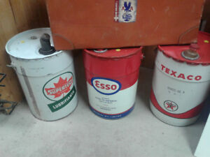 Oil Can assortment