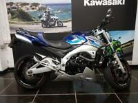 58 Plate SUZUKI GSR600 WOW Stunning bike with lots of extra's