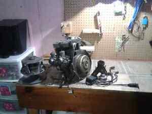 340 Polaris parts motor (ONLY)
