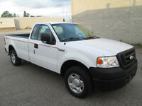 2007 Ford F-150 2wd V-8 Triton Automatic with ice cold air