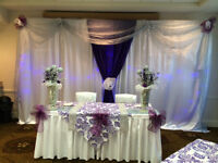 EVENT AND WEDDING DECORATIONS