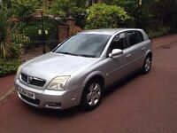 VAUXHALL SIGNUM 2.2 AUTOMATIC 2005. LOW MILES FULL SERVICE HISTORY. YEARS MOT