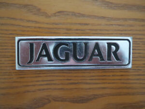 Jaguar XJ6 Trunk Emblem (1983-19?? model years)
