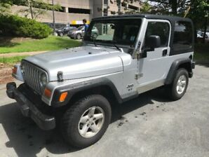 2005 Jeep TJ Trail Rated (Wrangler)