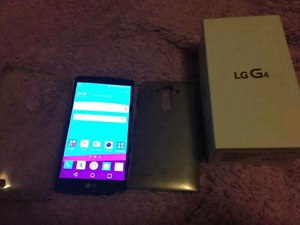 LG G4 32 Gb Unlocked Good Condition  Stuck on LG logo Royal Park Charles Sturt Area Preview