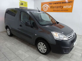 2015,Citroen Berlingo 1.6HDi 75bhp Special Edition**BUY FOR ONLY £36 PER WEEK**
