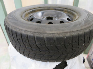 Real Winter Tires and Rims