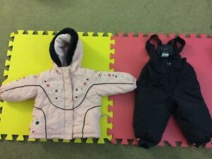 Winter Jacket & Pants (18 month) Great condition!
