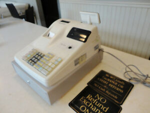 Sharp XE-A155 Retail Cash Register - Works Perfectly Kitchener / Waterloo Kitchener Area image 3