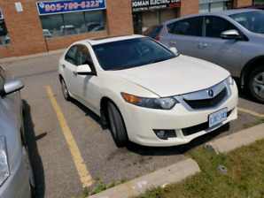 2010 acura TSX- excellent condition safety certified