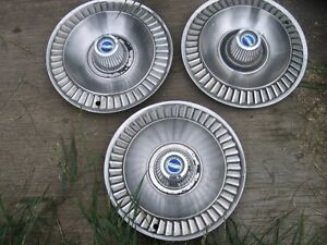 1964 Ford Galaxie Wheel Covers Moose Jaw Regina Area image 1