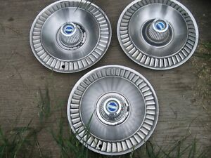 1964 Ford Galaxie Wheel Covers