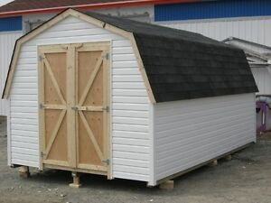 NEW 10X16 SHED