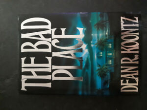 Dean Koontz hard cover
