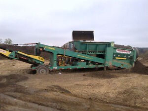 McCloskey 512 Trommel Screening Plant (2006)