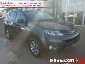 2015 Toyota RAV4 XLE  - Certified - Sunroof -  Heated Seats - $1