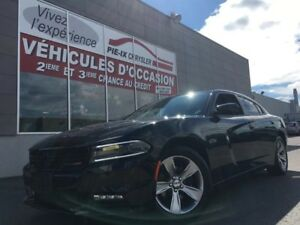 Dodge Charger 4dr Sdn SXT+MAGS+A/C+GR.ELEC+WOW! 2015