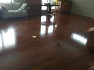 Armstrong Grand Illusions - Cherry Bronze Laminate Flooring