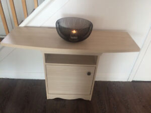 $20           --- Table CONSOLE *